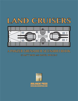 Panzer Grenadier: Land Cruisers Scenario Book