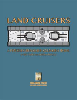 Panzer Grenadier: Land Cruisers Scenario Book