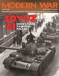 Modern War 38, Soyuz '81
