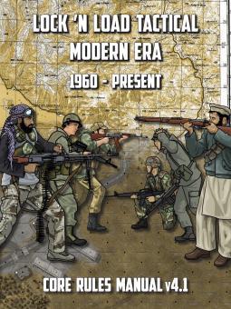LnLT: Modern Era 1960-Present Core Rules Manual v4.1