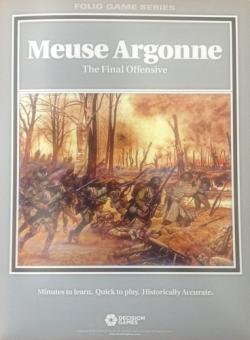 Meuse Argonne: The Final Offensive