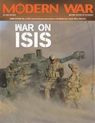 Modern War 33, ISIS War