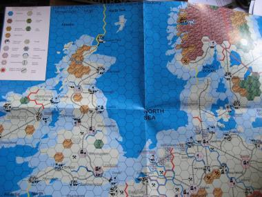 Morsecode Map