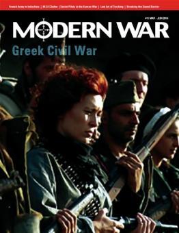 Modern War 11, Greek Civil War