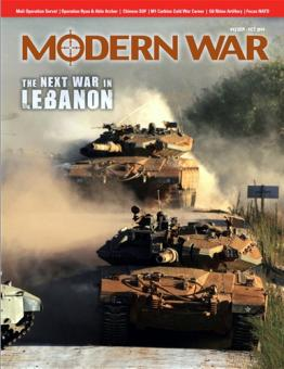 Modern War 13, Next Lebanon War