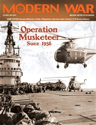 Modern War 32, Operation Musketeer