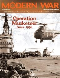 Modern War 32, Operation Musketeer