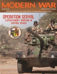 Modern War 43, Operation Serval
