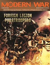 Modern War 46, Foreign Legion Para (Solitaire)