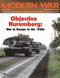 Modern War 47, Objective Nuremberg