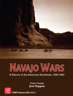 Navajo Wars, 2nd Printing