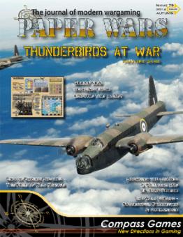 Paper Wars 79 Thunderbirds