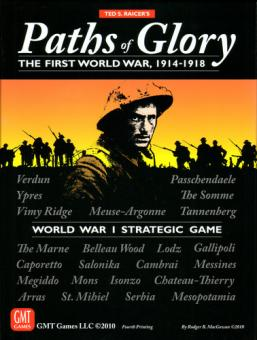 Paths of Glory Update Kit French