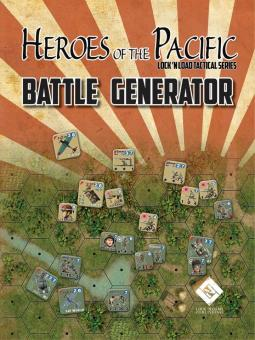 Heroes of the Pacific Battle Generator