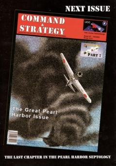 Command & Strategy 1-7 Pearl Harbor Package