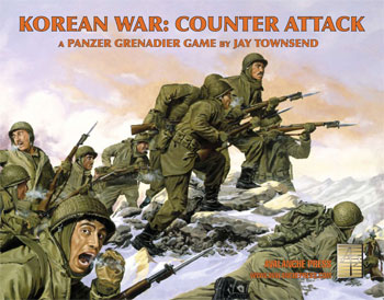 Panzer Grenadier: Korean War Counter Attack