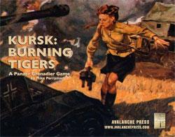 Panzer Grenadier: Kursk Burning Tigers