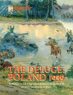 Panzer Grenadier: The Deluge Poland 1939