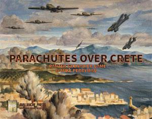 Panzer Grenadier: Parachutes Over Crete