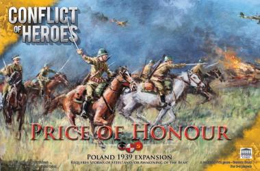 Conflict of Heroes: Price of Honour