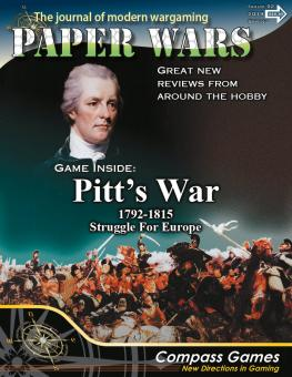 Paper Wars 92, Pitt's War
