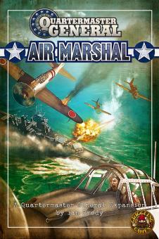 Quartermaster General: Air Marshal Expansion