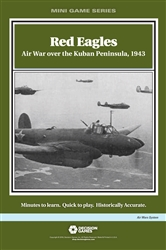 Red Eagles: Air War over the Kuban Peninsula, 1943