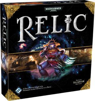 Relic Boardgame