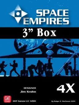 "Space Empires 3"" Box"