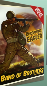 Band of Brothers: Screaming Eagles Remastered