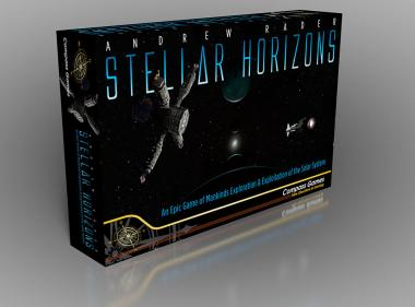 Stellar Horizons 2nd Printing