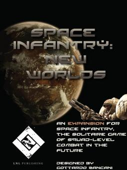 Space Infantry, New Worlds