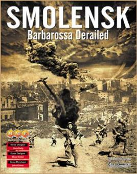 Smolensk: Barbarossa Derailed (The Gamers OCS)