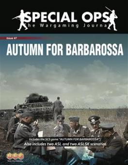 Special Ops #7, Autumn for Barbarossa