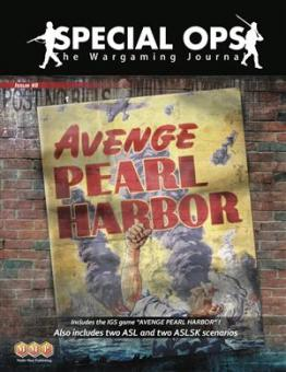 Special Ops # 8, Avenge Pearl Harbour