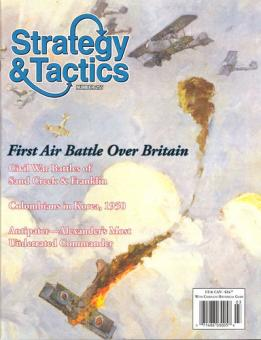 S&T 255 First Air Battle Over Britain