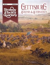 Strategy & Tactics Quarterly 13, Gettysburg