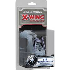 Star Wars X-Wing: Tie Interceptor Exp.