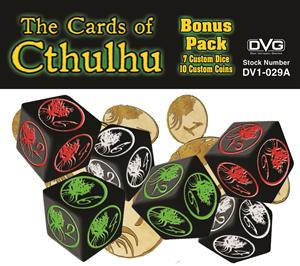 The Cards of Cthulhu - Bonus Pack