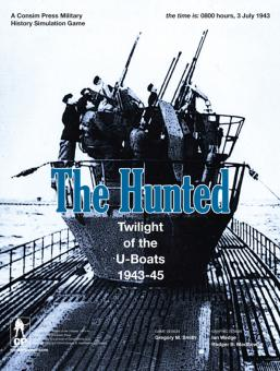 The Hunted: Twilight of the U-Boats,43-45