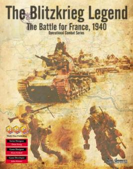 The Blitzkrieg Legend (The Gamers OCS)
