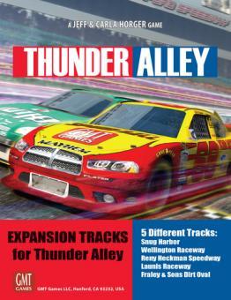 Thunder Alley - New Track Pack