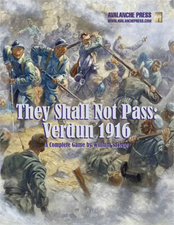 They Shall Not Pass Verdun New Ed.