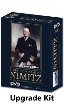 Fleet Commander Nimitz, Upgrade Kit