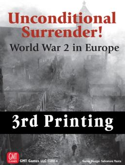 Unconditional Surrender! 3rd Printing