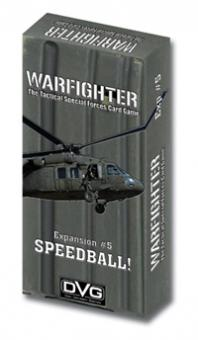 Warfighter Modern, Expansion 5: Speedball