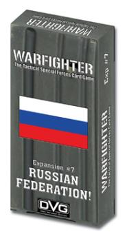 Warfighter Modern, Expansion 7: Russian Federation