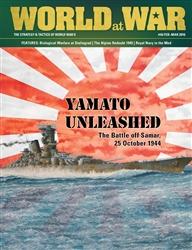 World at War 46, Yamato Unleashed