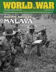 World at War 51, MALAYA: PACIFC BATTLES#4