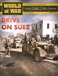 World at War 78, Drive on Suez (solitaire)